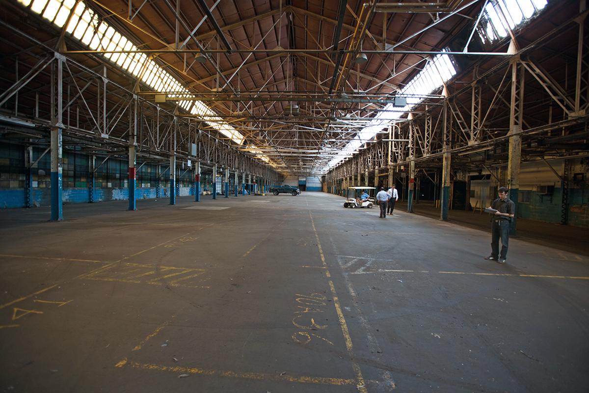 956 E Erie industrial warehouse Philadelphia