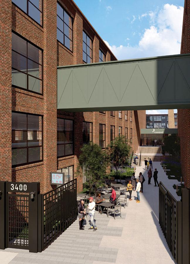 J-centrel affordable industrial apartments commercial philadelphia