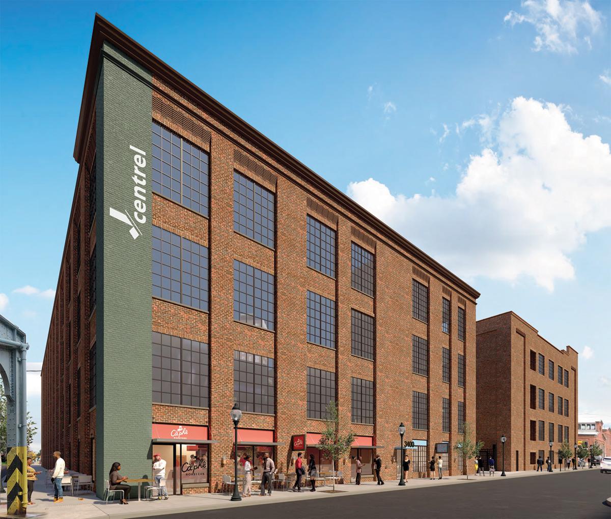 J-centrel affordable studios apartments philadelphia