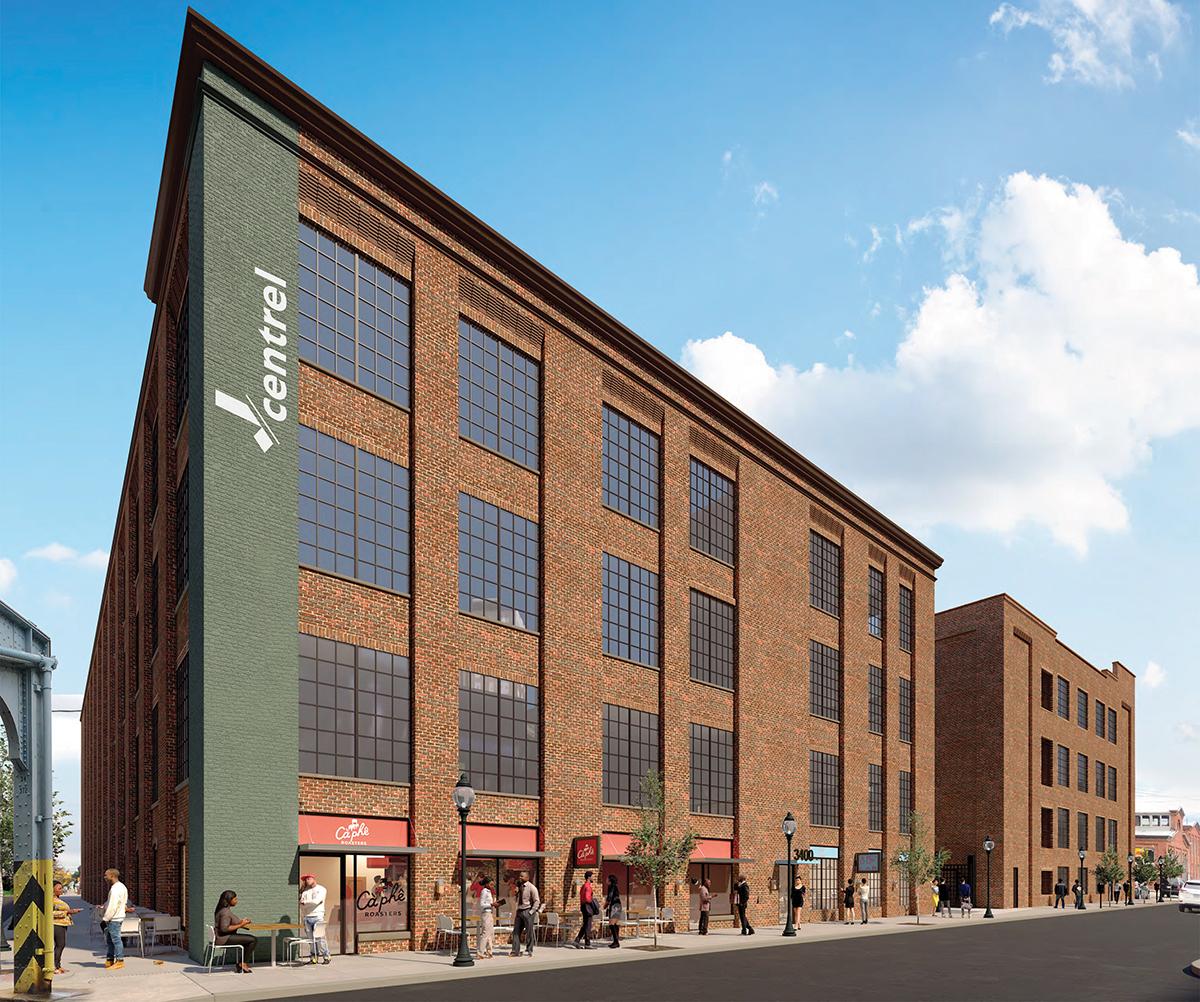 J-centrel affordable industrial apartments commercial studios philadelphia