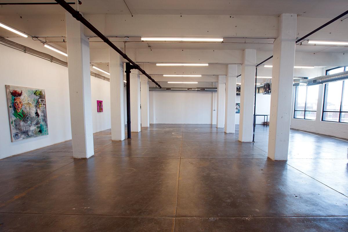 MaKen Studios South maker space creative office affordable Philadelphia