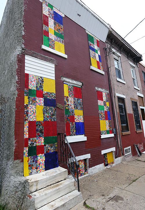 Art heals community residential philadelphia SHIFT